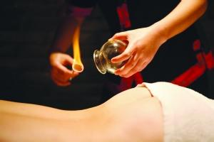 Cancer Acupuncture Holistic Care Dr. He - Cupping