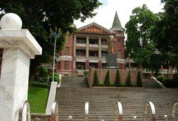 World-famous hospital - Sun Yat-Sen University of Medical Science Center